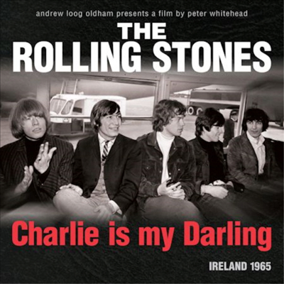 Rolling Stones - Charlie Is My Darling : Ireland 1965 (2CD+1DVD+1Blu-ray+1LP Super Deluxe Box Set)