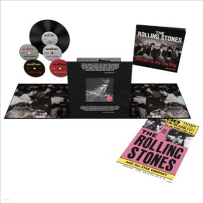 Rolling Stones - Charlie Is My Darling - Ireland 1965 (Blu-ray+DVD+2CD+LP Super Deluxe Edition)