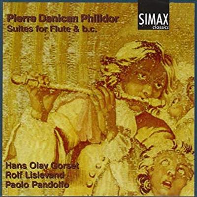 필리도르 : 플루트를 위한 조곡집 (Philidor : Traverso Suites) - Hans Olav Gorset