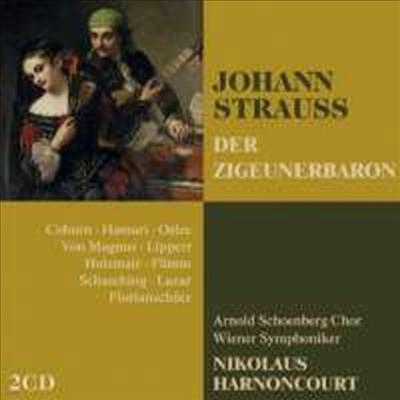 요한 슈트라우스 : 집시남작 (Strauss : Der Zigeunerbaron) - Nikolaus Harnoncourt