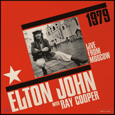 Elton John & Ray Cooper (엘튼 존 앤 레이 쿠퍼) - Live From Moscow [2LP]