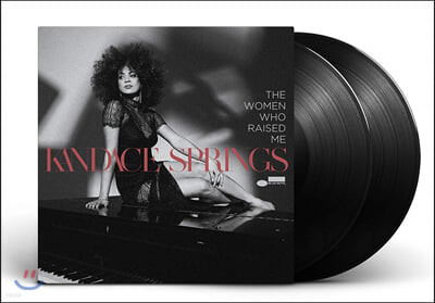 Kandace Springs (캔디스 스프링스) - The Women Who Raised Me [2LP]