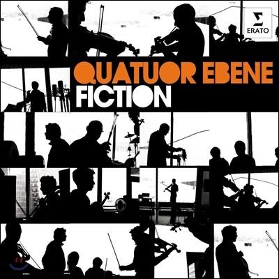 Quatuor Ebene 에벤 콰르텟 크로스오버 앨범 (Fiction)