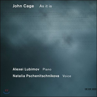 Alexei Lubimov 존 케이지 작품집 (John Cage: As It Is)