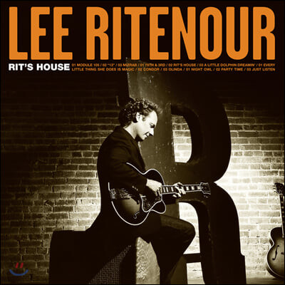 Lee Ritenour (리 릿나워) - Rit's House [2LP]