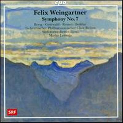 바인가르트너: 교향곡 7번 (Weingartner: Symphony No.7) (SACD Hybrid) - Marko Letonja