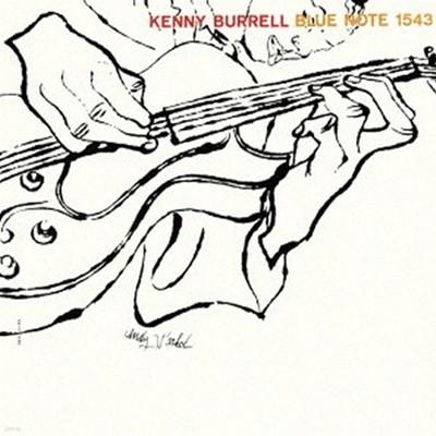 Kenny Burrell - Kenny Burrell Vol. 2 (Japan 수입)