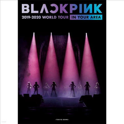 블랙핑크 (BLACKPINK) - 2019-2020 World Tour In Your Area -Tokyo Dome- (2Blu-ray) (초회한정반)(Blu-ray)(2020)