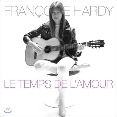 Francoise Hardy (프랑수아즈 아르디) - Le Temps De Lamour [LP]