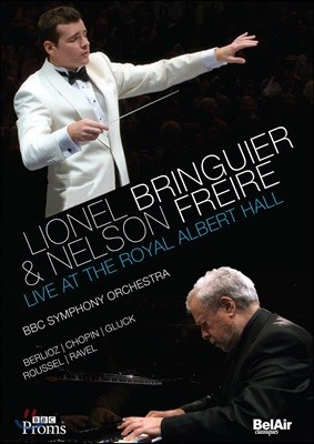 Lionel Bringuier / Nelson Freire 리오넬 브랑기에 & 넬손 프레이레 : 2010 로얄 알버트 홀 라이브