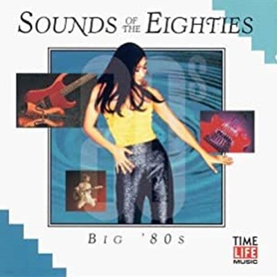V.A. - Sounds of the Eighties: Big '80s (수입)