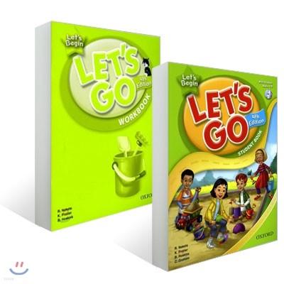 [4판] Let's Go Begin SET