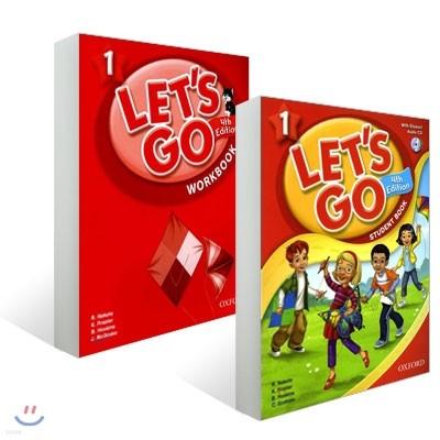 [4판] Let's Go 1 SET