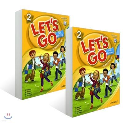 [4판]Let's Go 2 SET