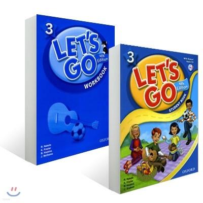 [4판]Let's Go 3 SET