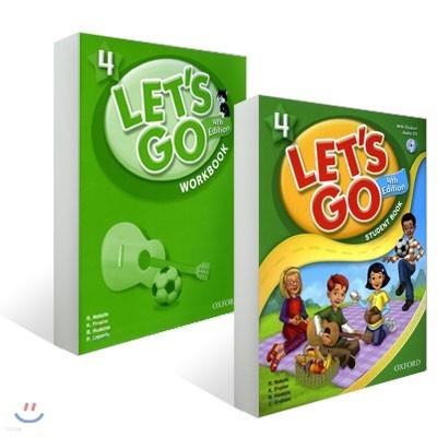 [4판]Let's Go 4 SET