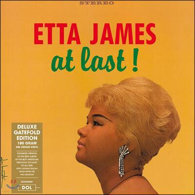 Etta James (에타 제임스) - At Last! [LP]