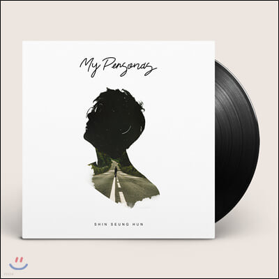신승훈 - 30주년 스페셜 앨범 My Personas [LP]