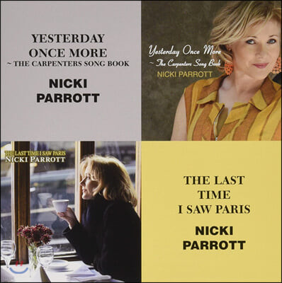 Nicki Parrott (니키 패럿) - Yesterday Once More + The Last Time I Saw Paris