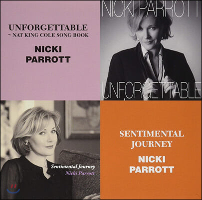 Nicki Parrott (니키 패럿) - Unforgettable + Sentimental Journey