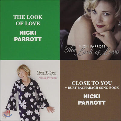 Nicki Parrott (니키 패럿) - The Look Of Love + Close To You