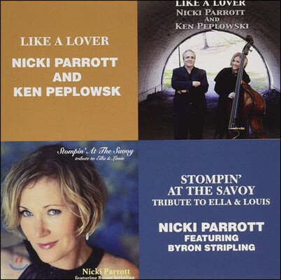 Nicki Parrott (니키 패럿) - Like A Lover + Stompin' At The Savoy