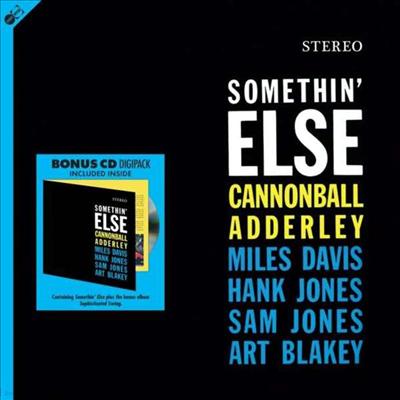 Cannonball Adderley - Somethin Else (180G)(LP+CD)