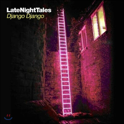 Django Django (장고 장고) - Late Night Tales: Django Django [2LP]