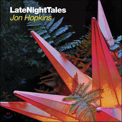 Jon Hopkins (존 홉킨스) - Late Night Tales: Jon Hopkins [2LP]