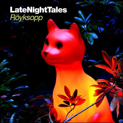 Royksopp (로익솝) - Late Night Tales: Royksopp [2LP]