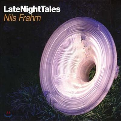 Nils Frahm (닐스 프람) - Late Night Tales: Nils Frahm [2LP]