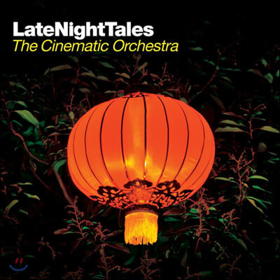 The Cinematic Orchestra (시네마틱 오케스트라) - Late Night Tales: The Cinematic Orchestra [2LP]