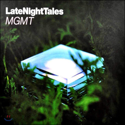 MGMT (엠지엠티) - Late Night Tales: MGMT [2LP]