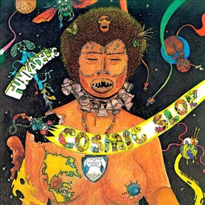 Funkadelic - Cosmic Slop (Ltd. Ed)(Gatefold)(Gold LP)