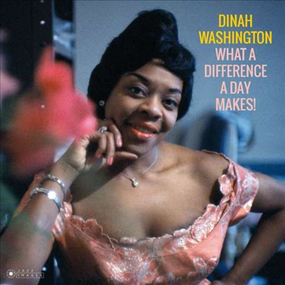 Dinah Washington - What A Difference A Day Makes (Gatefold)(180G)(LP)