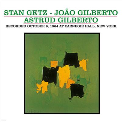 Stan Getz / Joao Gilberto / Astrud Gilberto - Recorded October 9, 1964 At Carnegie Hall, New York (LP)