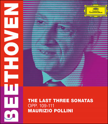 Maurizio Pollini 베토벤: 피아노 소나타 30-32번 (Beethoven: The Last Three Sonatas, Opp. 109-111)