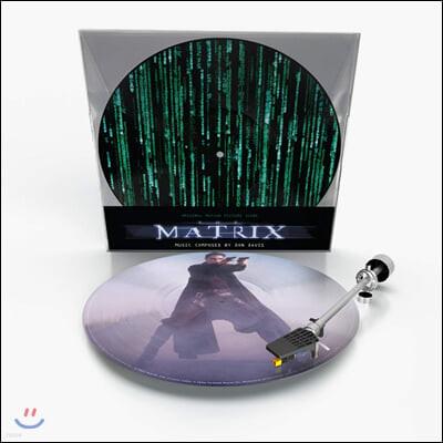 매트릭스 영화음악 (Matrix OST by Don Davis) [픽쳐디스크 LP]