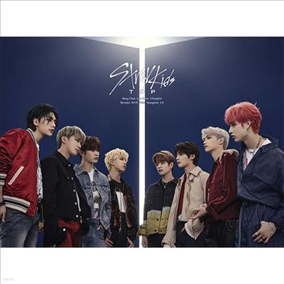 스트레이 키즈 (Stray Kids) - Top -Japanese Ver.- (CD+Special Zine) (초회생산한정반 B)(CD)