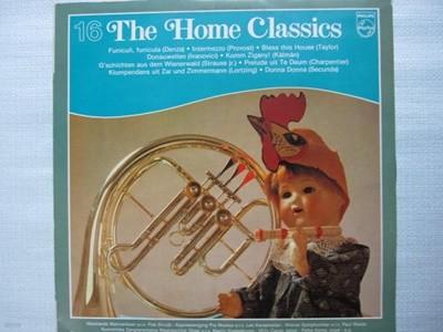 LP(엘피 레코드) The Home Classics 16 - 쿠르트 마주어 / 폴 월터 외