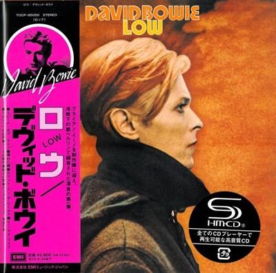 David Bowie - Low (한정반/ Japan 수입)