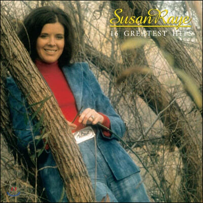 Susan Raye (수잔 레이) - 16 Greatest Hits [LP]