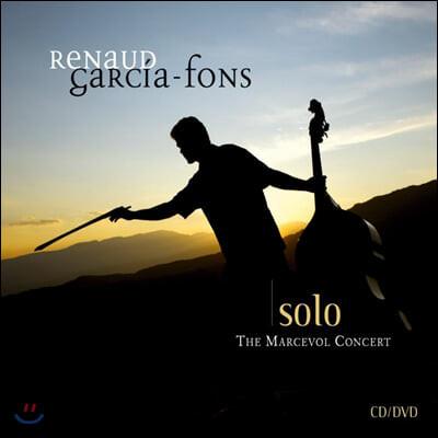 Renaud Garcia-Fons (르노 가르시아 퐁스) - Solo : The Marcevol Concert