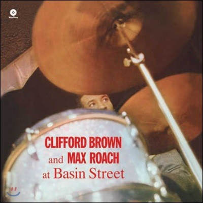 Clifford Brown & Max Roach - At Basin Street [LP]