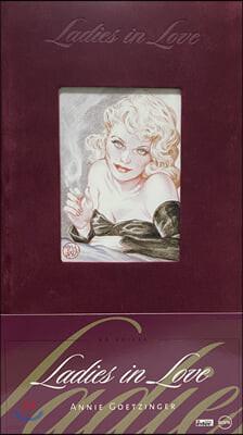 일러스트로 만나는 20세기 러브송 모음집 (Ladies In Love by Annie Goetzinger)