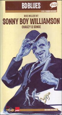 일러스트로 만나는 소니 보이 윌리엄슨 (Sonny Boy Williamson 1951/1957)