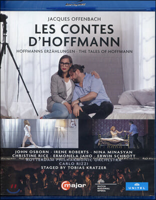 John Osborn 오펜바흐: 오페라 '호프만 이야기' (Offenbach: Les Contes d'Hoffmann)