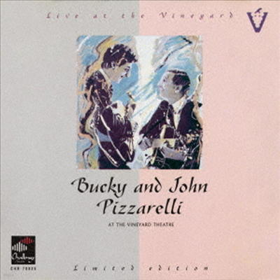 Bucky & John Pizzarelli - Live At The Vineyard (Remastered)