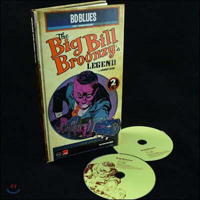Big bill broonzy (빅 빌 브룬지) - Big Bill Broonzy's Legend