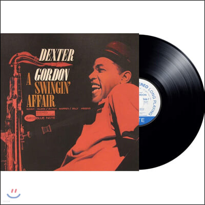 Dexter Gordon (덱스터 고든) - A Swingin' Affai [LP]